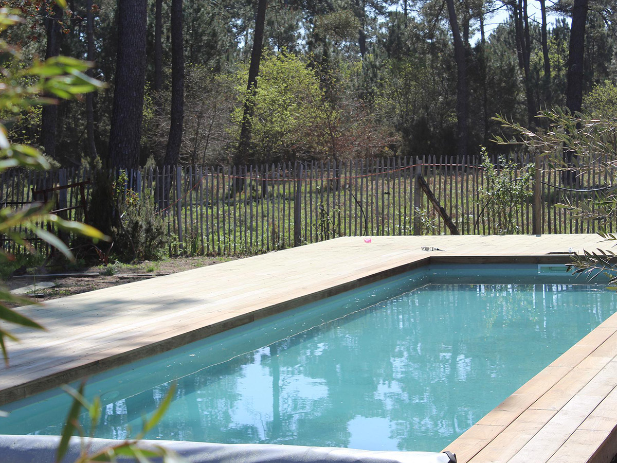 piscine chambre hote montalivet location medoc 33